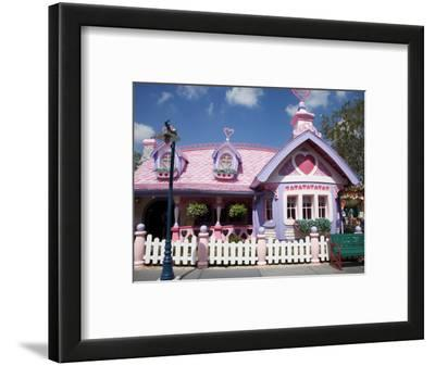 House of Minnie Mouse, Disney World, Orlando, Florida, USA