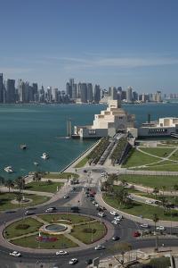 Museum of Islamic Art, Doha, Qatar, Middle East by Angelo Cavalli