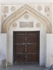 Shaikh Isa's House, Muharraq, Bahrain, Middle East by Angelo Cavalli