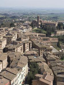 Siena, Tuscany, Italy by Angelo Cavalli