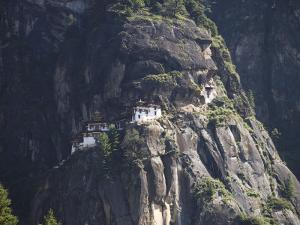 Taktshang Goemba (Tiger's Nest) Monastery, Paro, Bhutan by Angelo Cavalli