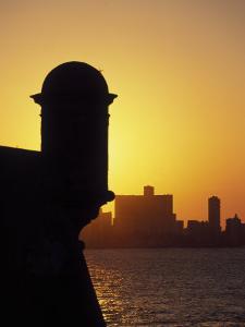 The Cabanas Fortress, Havana, Cuba by Angelo Cavalli