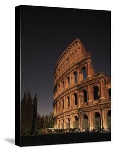 The Colosseum, Rome, Italy by Angelo Cavalli
