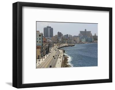 The Malecon, Havana, Cuba, West Indies, Caribbean, Central America