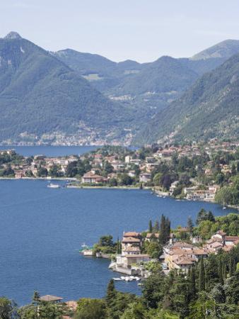 Tremezzo, Lake Como, Lombardy, Italian Lakes, Italy, Europe