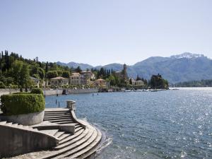 Tremezzo, Lake Como, Lombardy, Italian Lakes, Italy, Europe by Angelo Cavalli