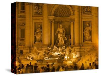 Trevi Fountain, Rome, Lazio, Italy, Europe