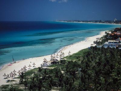 Varadero Beach, Matanzas, Cuba