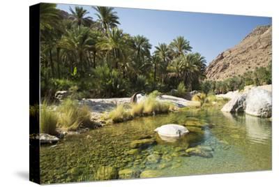 Wadi Bani Khalid, Oman, Middle East