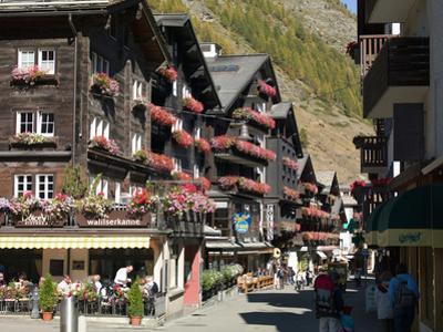 Zermatt, Valais, Swiss Alps, Switzerland, Europe