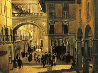 Old Street of Brescia