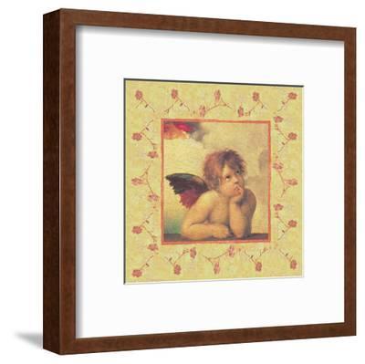 Angels and Cupids III--Framed Art Print