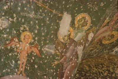 Angels from the Last Judgement, 14th Century--Giclee Print