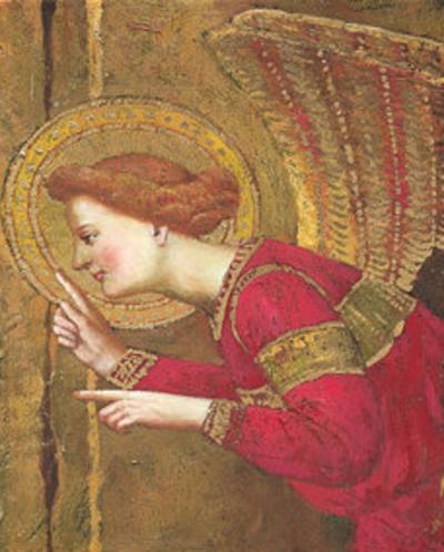 Angels III--Art Print