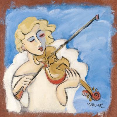 Angels in Harmony III-Marsha Hammel-Art Print