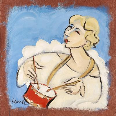 Angels in Harmony IV-Marsha Hammel-Giclee Print