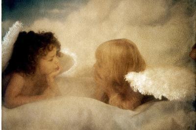 Angels Talking-Betsy Cameron-Art Print