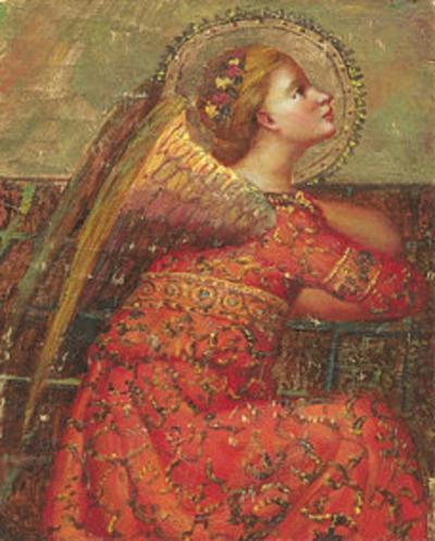 Angels VI--Art Print