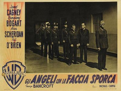 Angels With Dirty Faces, 1938--Art Print
