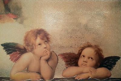 Angels-Sanzio Raffaello-Art Print