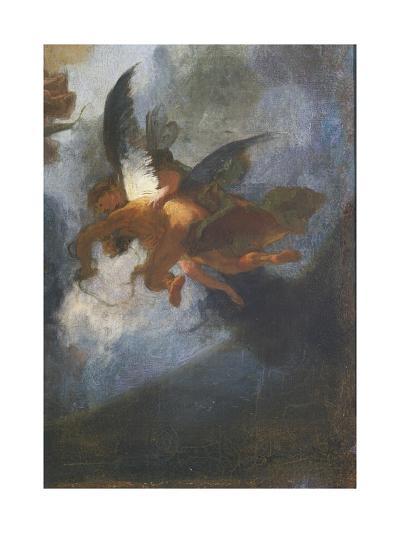 Angels-Franz Anton Maulbertsch-Giclee Print