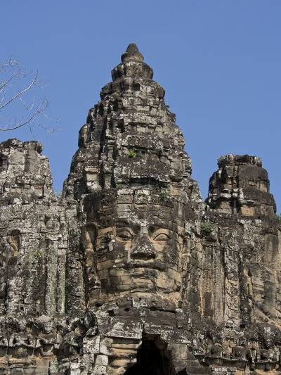 Angkor Wat Archaeological Park, Siem Reap, Cambodia, Indochina, Southeast Asia-Julio Etchart-Photographic Print