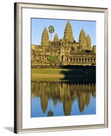 Angkor Wat, Cambodia-Bruno Morandi-Framed Photographic Print