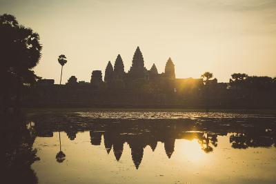 Angkor Wat Temple, Angkor, UNESCO World Heritage Site, Cambodia, Indochina, Southeast Asia, Asia-Yadid Levy-Photographic Print