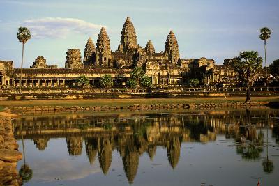 Angkor Wat Temple, Cambodia--Photographic Print
