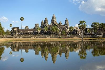 Angkor Wat Temple Complex, Angkor World Heritage Site, Siem Reap, Cambodia-David Wall-Photographic Print
