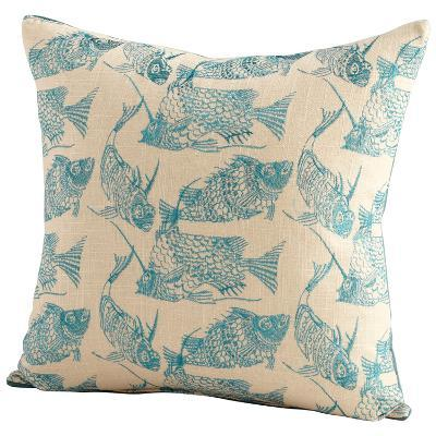 Angler Pillow--Home Accessories
