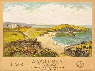 Anglesey, c.1925-Henry John Yeend King-Giclee Print