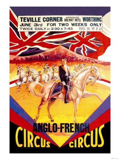 Anglo-French Circus--Art Print