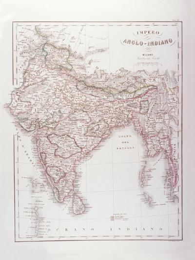Anglo-Indian Empire-Fototeca Gilardi-Photographic Print