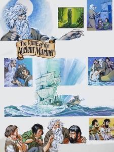 Ancient Mariner by Angus Mcbride