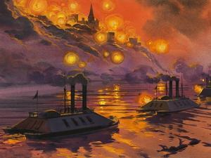 The Siege of Vicksburg by Angus Mcbride