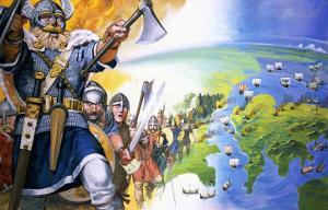 Vikings by Angus Mcbride