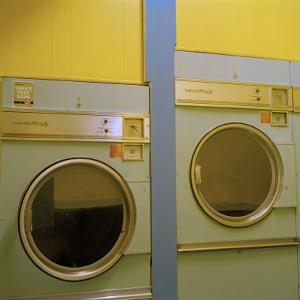 Laundry Dryers by Angus Oborn