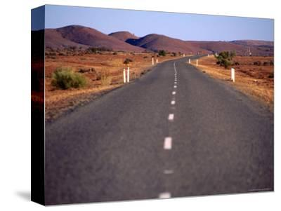 Silver City Highway Near Broken Hill, New South Wales, Australia