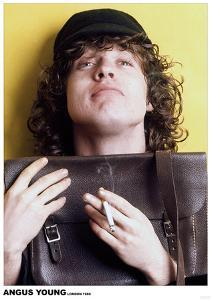 Angus Young Cigarette