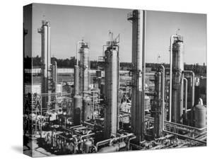 Anhydrous Ammonia Producing Chemical Plant