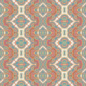 Seamless Decorative Pattern by aniana
