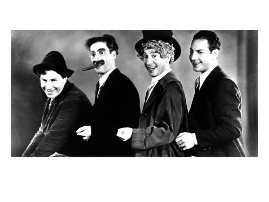 Animal Crackers Chico Marx Groucho Marx Harpo Marx Zeppo Marx