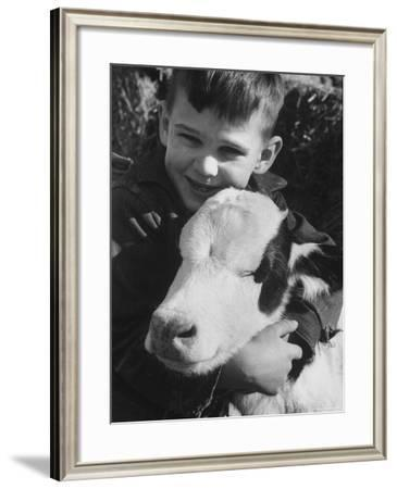 Animal Farm in Thousand Oaks, California-Francis Miller-Framed Photographic Print