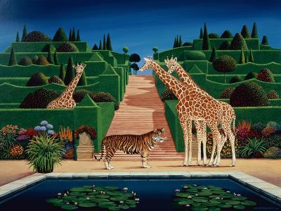 Animal Garden, 1980-Anthony Southcombe-Giclee Print