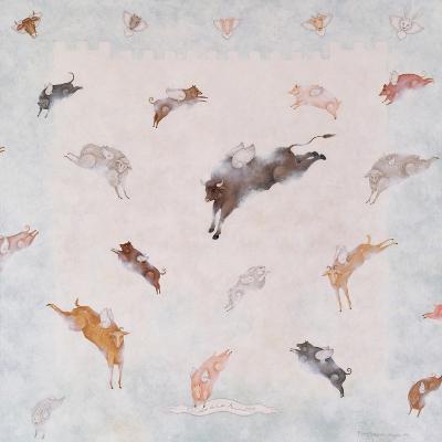 Animal Heaven, 1991-Mary Stuart-Giclee Print