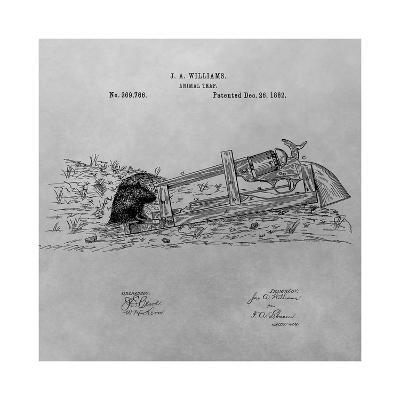 Animal Trap, 1882-Gray-Dan Sproul-Giclee Print