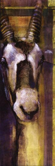 Animal Veld I-Norm Daniels-Art Print
