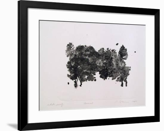 Animal-Ronald Jay Stein-Framed Limited Edition