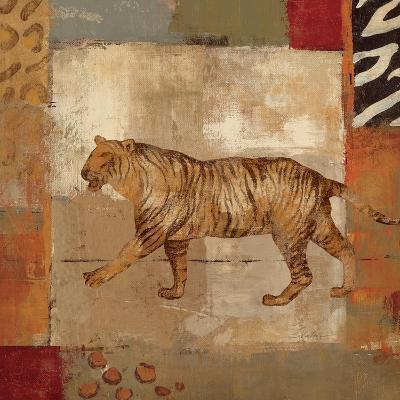 Animals on Safari II-Silvia Vassileva-Art Print